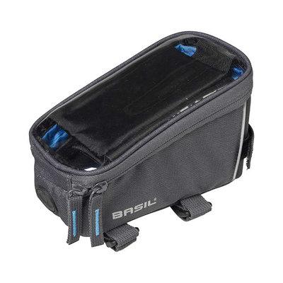 Basil Sport Design - framebag - 1 liter - graphite