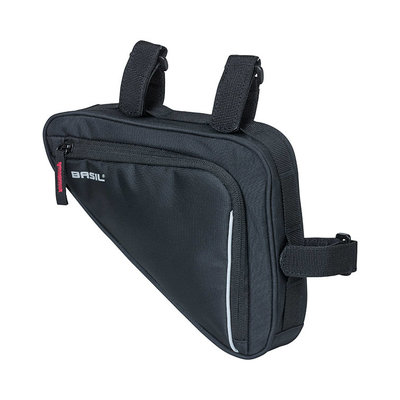 Basil Sport Design - Rahmentasche Triangel M - 1.7 Liter - schwarz