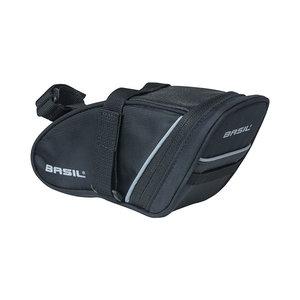 Sport Design - zadeltas - zwart
