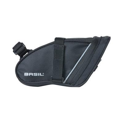Basil Sport Design - saddle bag M - 1 liter - black