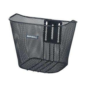 Bremen FM -  bicycle basket - black