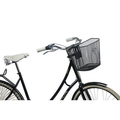 Basil Bremen FM - Fahrradkorb - vorne - schwarz