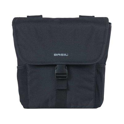 Basil GO - double bicycle bag - 32 liter - black