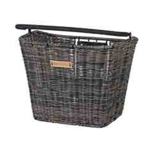 Bremen Rattan Look KF - dark brown