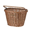 Bremen Wicker KF - bicycle basket - nature