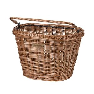 Bremen Wicker KF - bicycle basket - nature