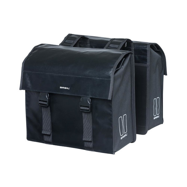 Urban Load - double bicycle bag - black