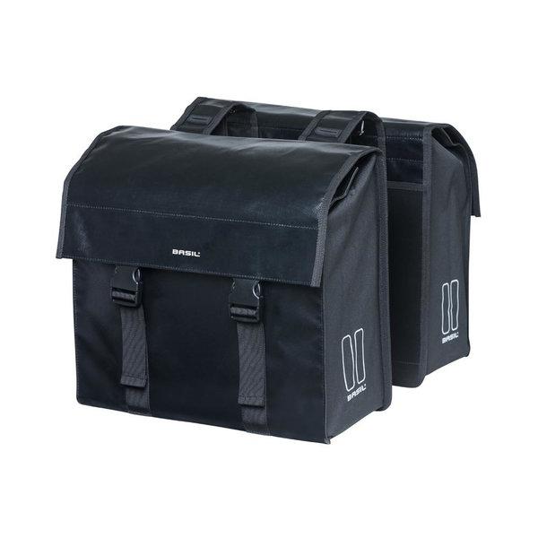 Urban Load - double bicycle bag - black