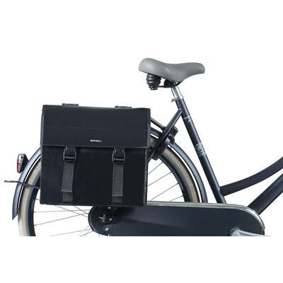 Basil Urban Load - doppelte Fahrradtasche - 48-53 Liter - schwarz