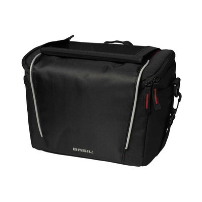 Basil Sport Design - handlebar bag KF - 7 liter - black
