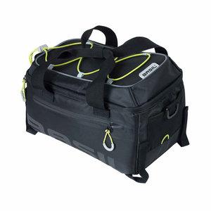 Miles - bagagedragertas - zwart