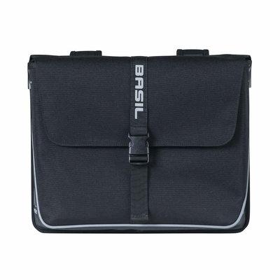 Basil Forte - double bicycle bag - 35 liter - black