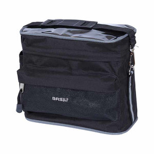 Mali - handlebar bag - black