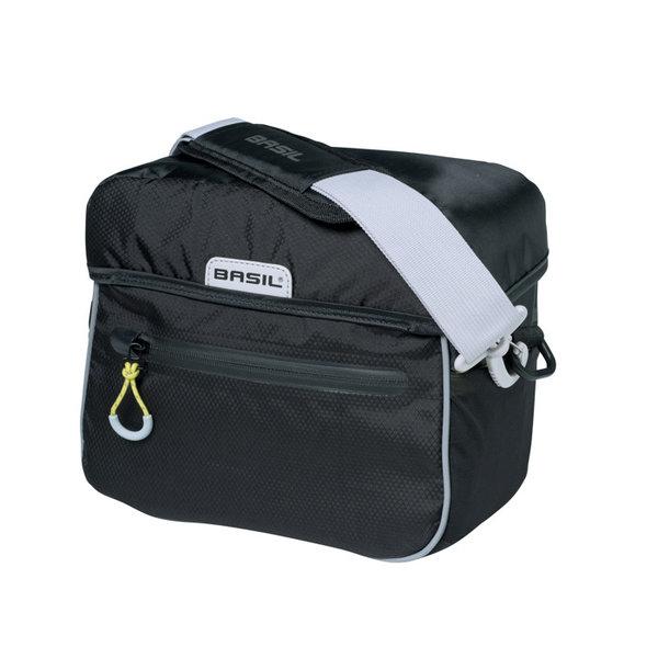 Miles - handlebar bag BE/KF - black