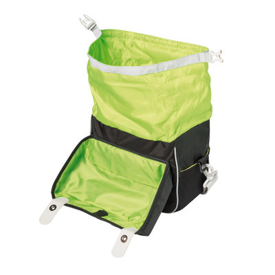 Basil Miles - handlebar bag BE/KF - 6 liter - black