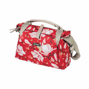 Magnolia - handlebar bag - red