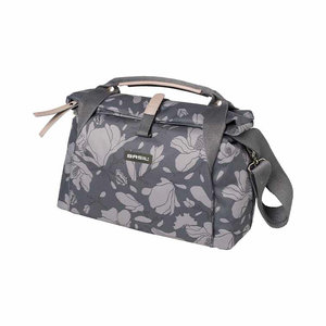 Magnolia - handlebar bag - blackberry
