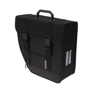 Basil Tour Left– single bicycle bag – 17 liter - black