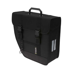 Tour Left - single bicycle bag - black
