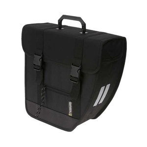 Tour Right - single bicycle bag - black