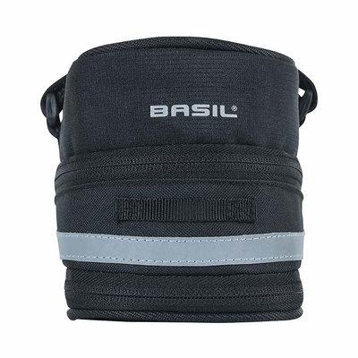 Basil Mada – Satteltasche – 1 Liter - schwarz