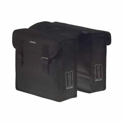 Basil Mara – double bicycle bag - 26 liter- black