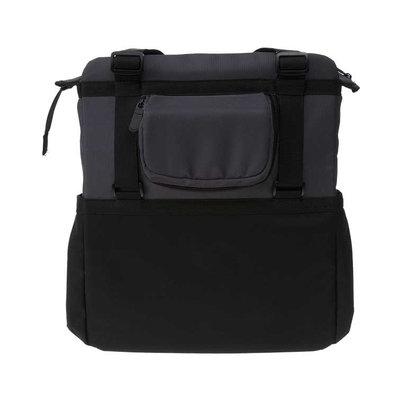 Basil Shopper XL - fietsshopper - 20 liter - zwart