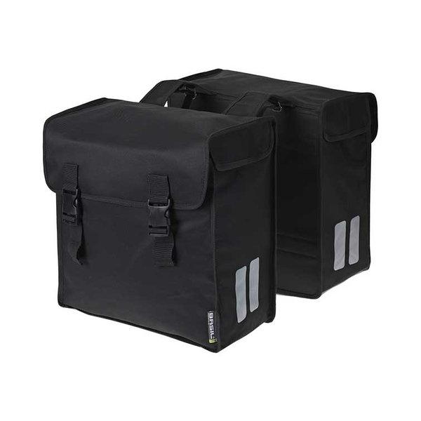 Mara 3XL - doppelte Fahrradtasche - schwarz