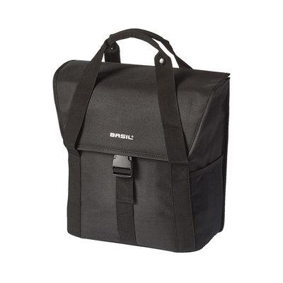 Basil GO - einzel Fahrradtasche - 16 Liter - schwarz