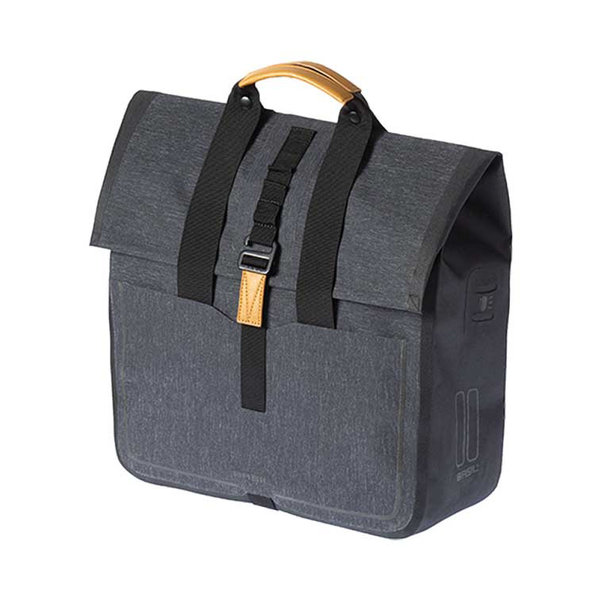 Urban Dry - bicycle shopper - charcoal melee