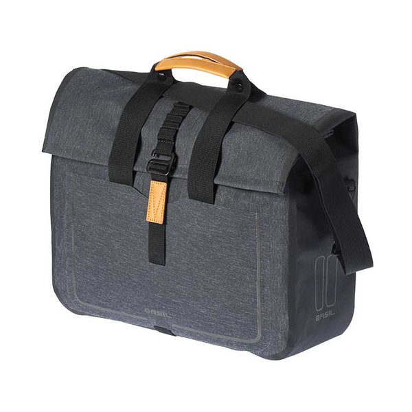 Urban Dry - business bicycle bag - grey
