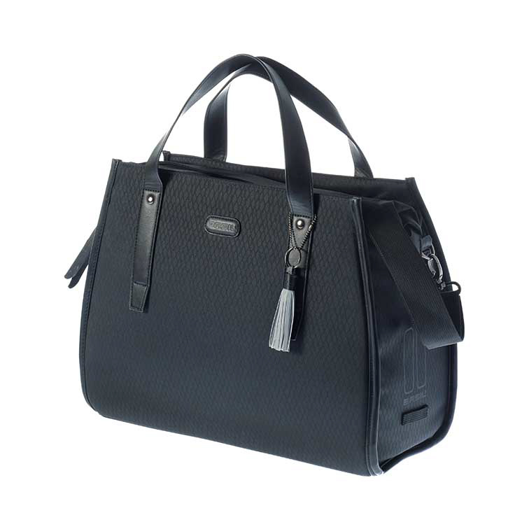 Basil Businesstasche Noir schwarz schwarz