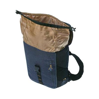 Basil Miles - bicycle daypack - 17 liter - black/grey