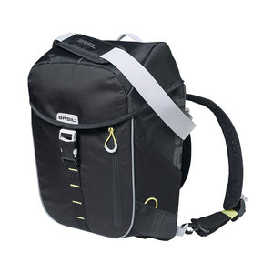 Miles - daypack - black
