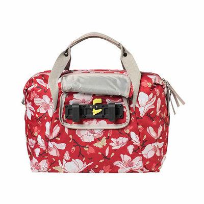 Basil Magnolia - einzel Fahrradtasche - 18 Liter - poppy red