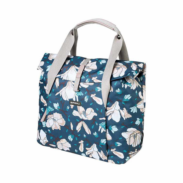 Magnolia - bicycle shopper - blue
