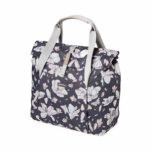 Magnolia - bicycle shopper - dark blue