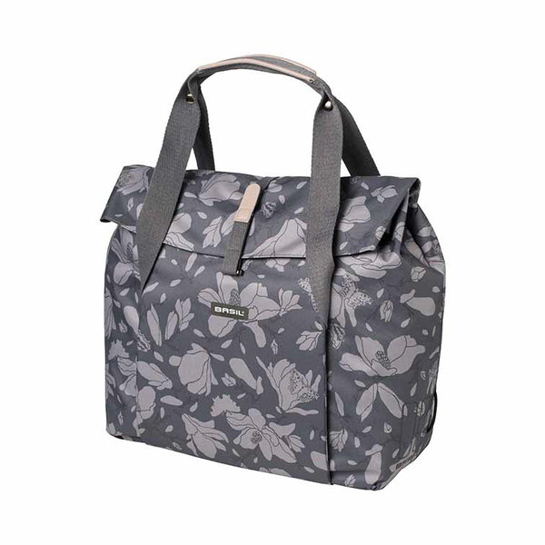 Magnolia - bicycle shopper - dark grey