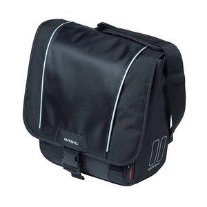 Basil Sport Design - einzel Fahrradtasche - 18 Liter - schwarz