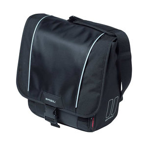 Sport Design - einzel Fahrradtasche - schwarz