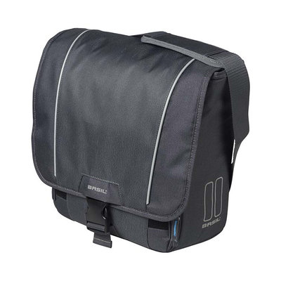 Basil Sport Design - einzel Fahrradtasche - 18 Liter - graphite