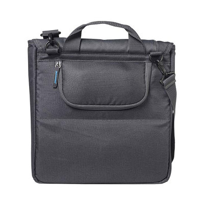 Basil Sport Design - commuter bicycle bag  - 18 liter - graphite