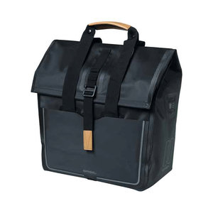 Urban Dry - bicycle shopper - black