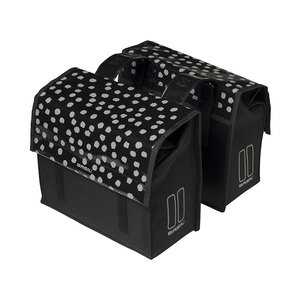 Urban Load S - double bicycle bag - black