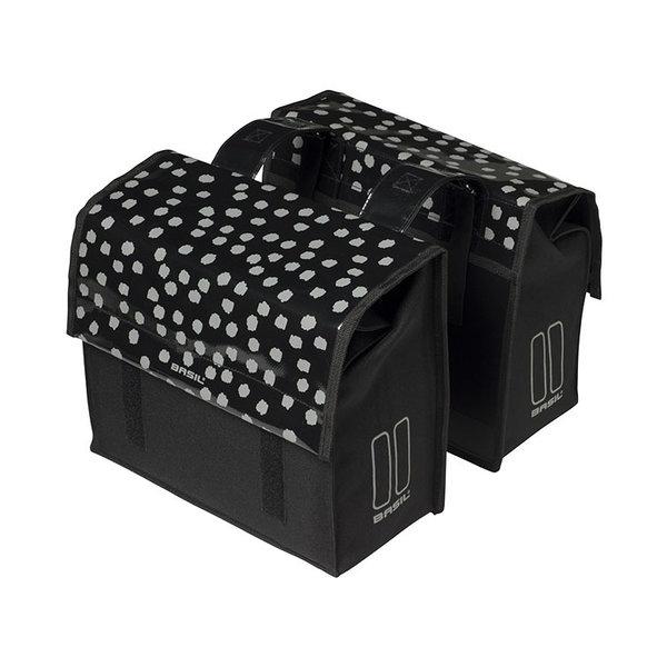 Urban Load S - doppelte Fahrradtasche - schwarz