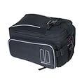 Sport Design - bagagedragertas - zwart