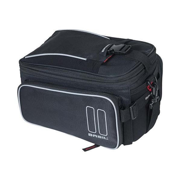 Sport Design - Gepäckträgertasche - schwarz