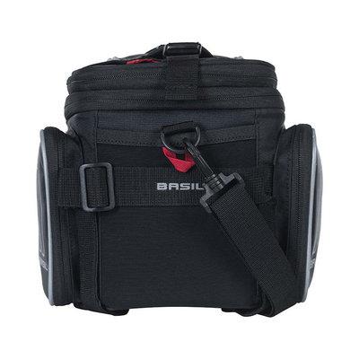 Basil Sport Design - trunkbag - 7-15 liter - black
