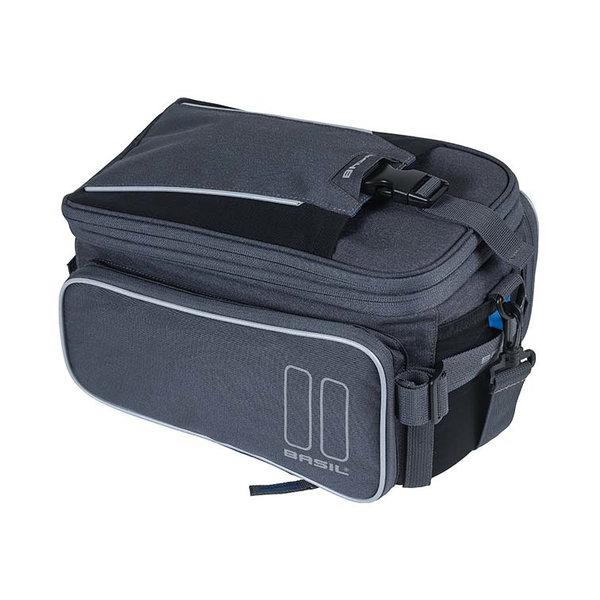 Sport Design - Gepäckträgertasche - grau