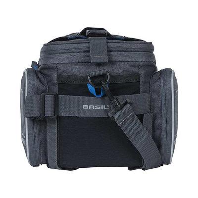 Basil Sport Design - Gepäckträgertasche - 7-15 Liter - graphite